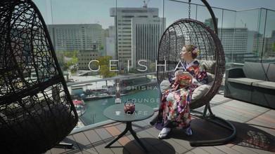 Geisha Shisha bar Promotional video 05