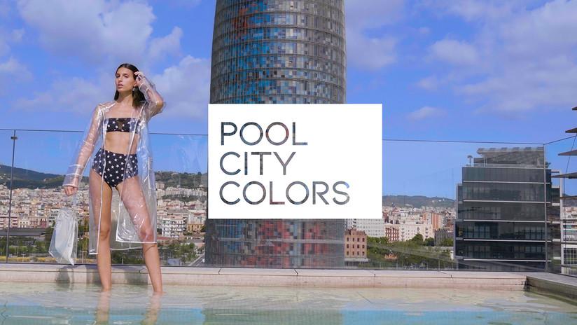 Pool City Colors Fashion