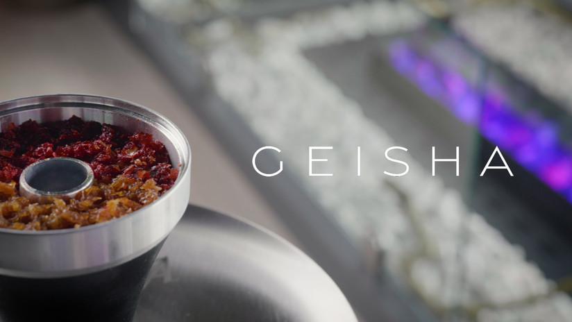 Geisha Shisha bar