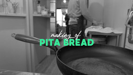 Making of pitaBREAD