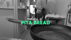 Making of pitaBREAD