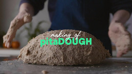 Making of pitaDOUGH