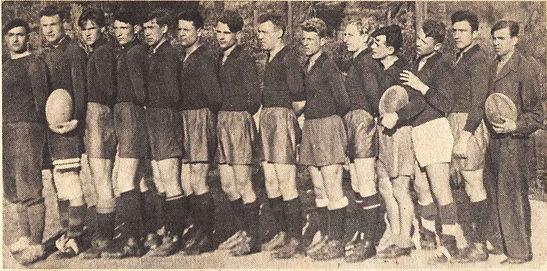 Регбийный Клуб Локомотив 1936 года