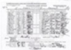 технический протокол 1936 года Регбийного Клуба  Локомотив