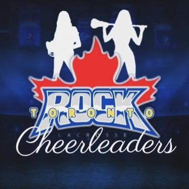 Toronto Rock Cheerleaders