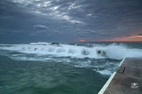 Merewether ocean baths
