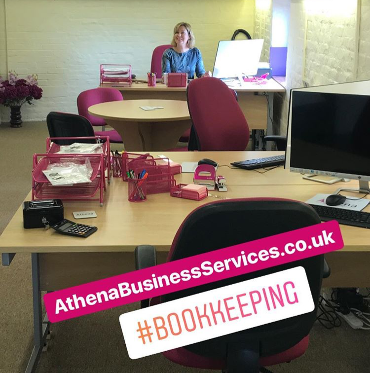 Bookkeeping Kings Lynn Athena Business Services