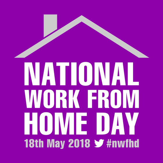 National Work From Home Day 2018