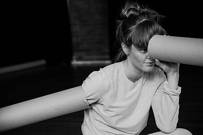 Sarah Aiken Choreographer dancer performer