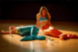 Sarah Aiken Choroeography Dance Performance mermaids next wave