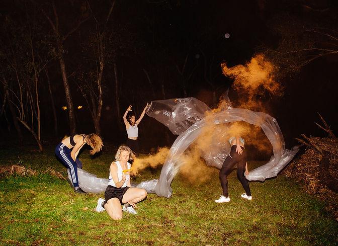 Sarah Aiken Rebecca Jensen UnderworldChoroeography Dance Performance