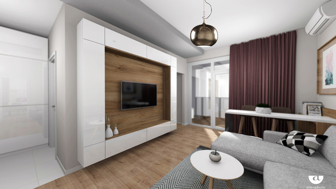 turnkey project penthouse ared