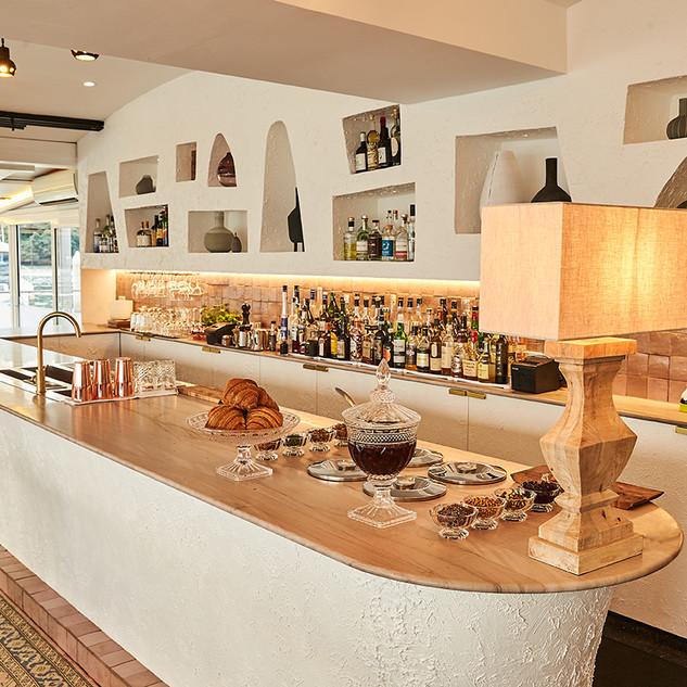 The Ormeggio bar