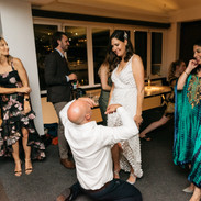 Eliza and Alex dancing