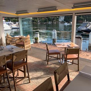 Ormeggio deck