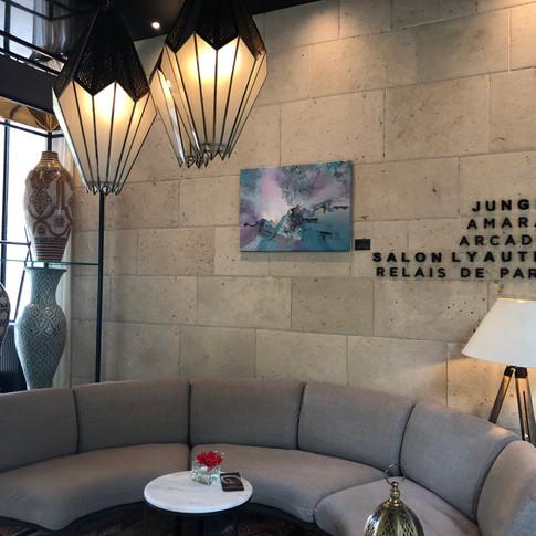 Boutique hotel sahrai exhibition