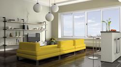 capral 950 sliding window