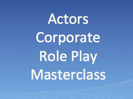 Masterclass Thursday 13th August 2020