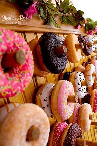 Donut Wall Northamptonshire, Doughnut Wall Northamptonshire, Wedding Donut Wall Northamptonshire, Wedding Doughnut Wall Nortamptonshire