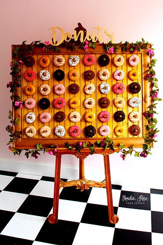 Donut Wall, Doughnut Wall, Wedding Donut Wall, Wedding Doughnut Wall, Celebration Donut Wall, Celebration Doughnut Wall.