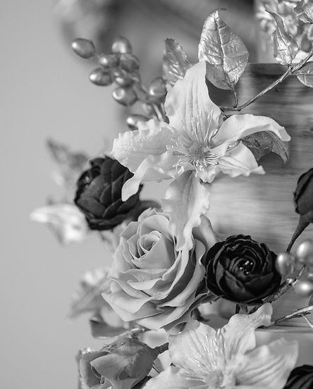 Sugar Craft Flowers, Wedding Cake, Northamptonshire