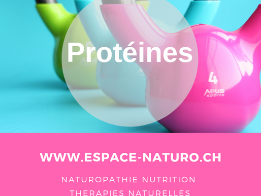 Besoin de protéines ?