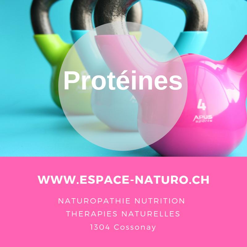 espace-naturo.ch Protéines