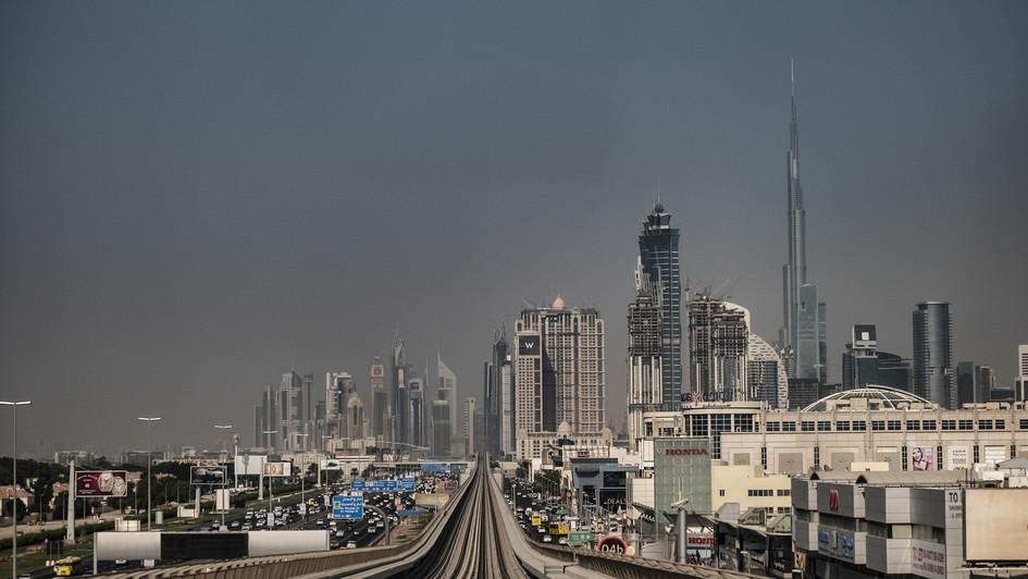 Dubaï, EAU