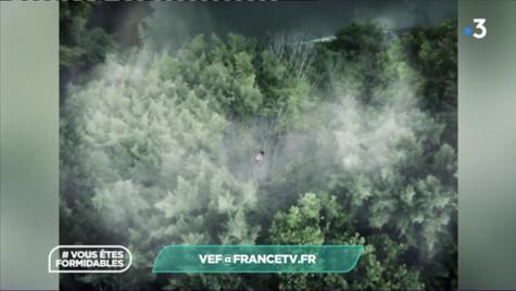VOUS ÊTES FORMIDABLES France 3 FRAGILES Anaïs Delva David Templier