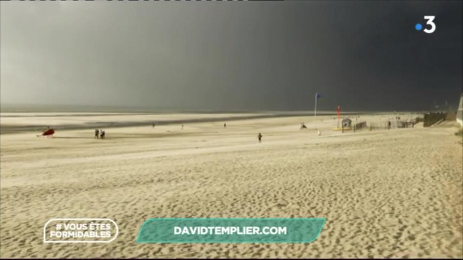 VOUS ÊTES FORMIDABLES France 3 (OPALESCENCES) David Templier