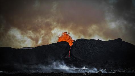 Éruption du Holuhraun, Islande
