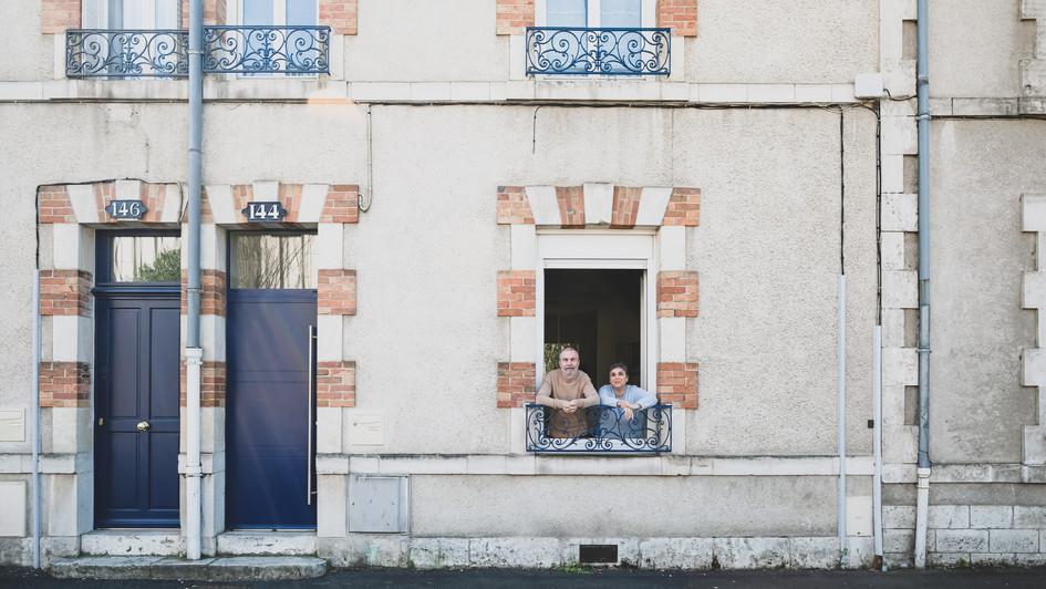 Portraits de confinés orléanais