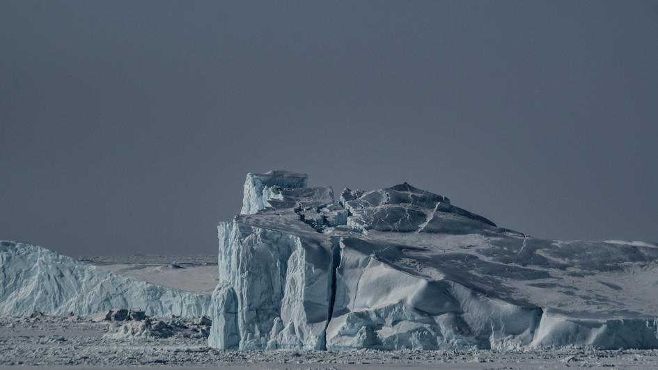 Icebergs d'Ilulissat, Groenland