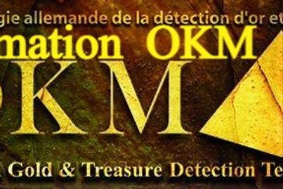 Formation aux détecteurs OKM *Spéciale*