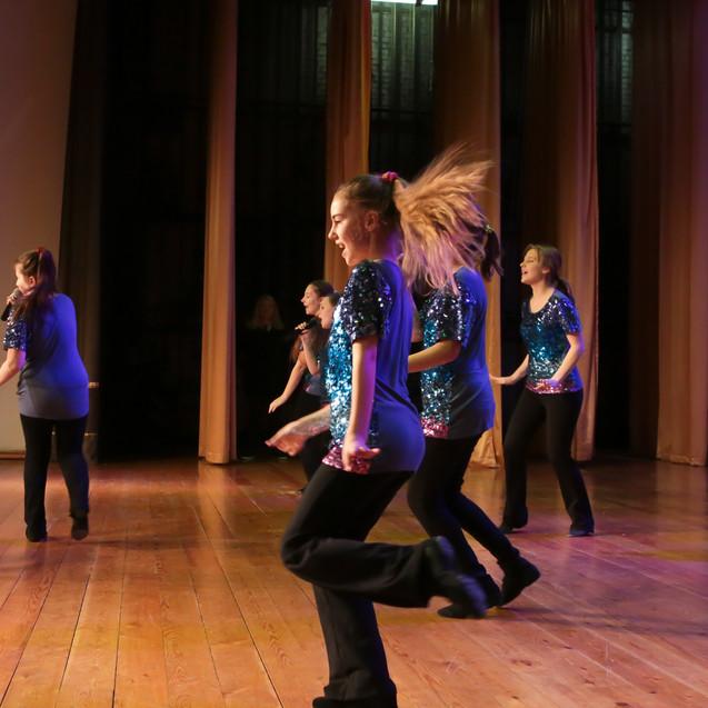 танцы для детей на профсоюзной