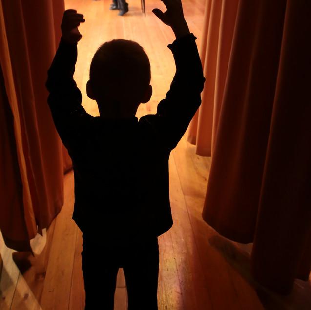 танцы для детей в химках