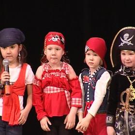 танцы для детей на планерной