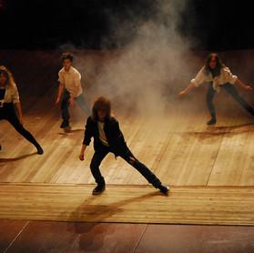 танцы на профсоюзной