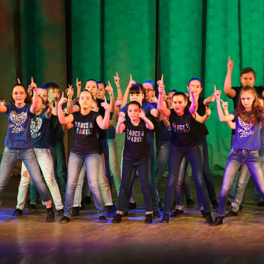 танцы для детей свиблово
