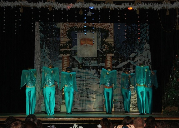 шоу театр триумф