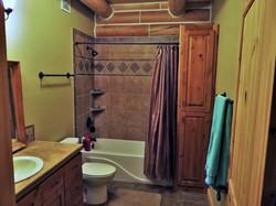 Shared Bathroom on Main Floor