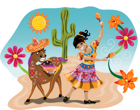 Kids Around the World - Mexico