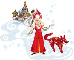Kids Around the World - Russia