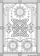 Color Card Celtic