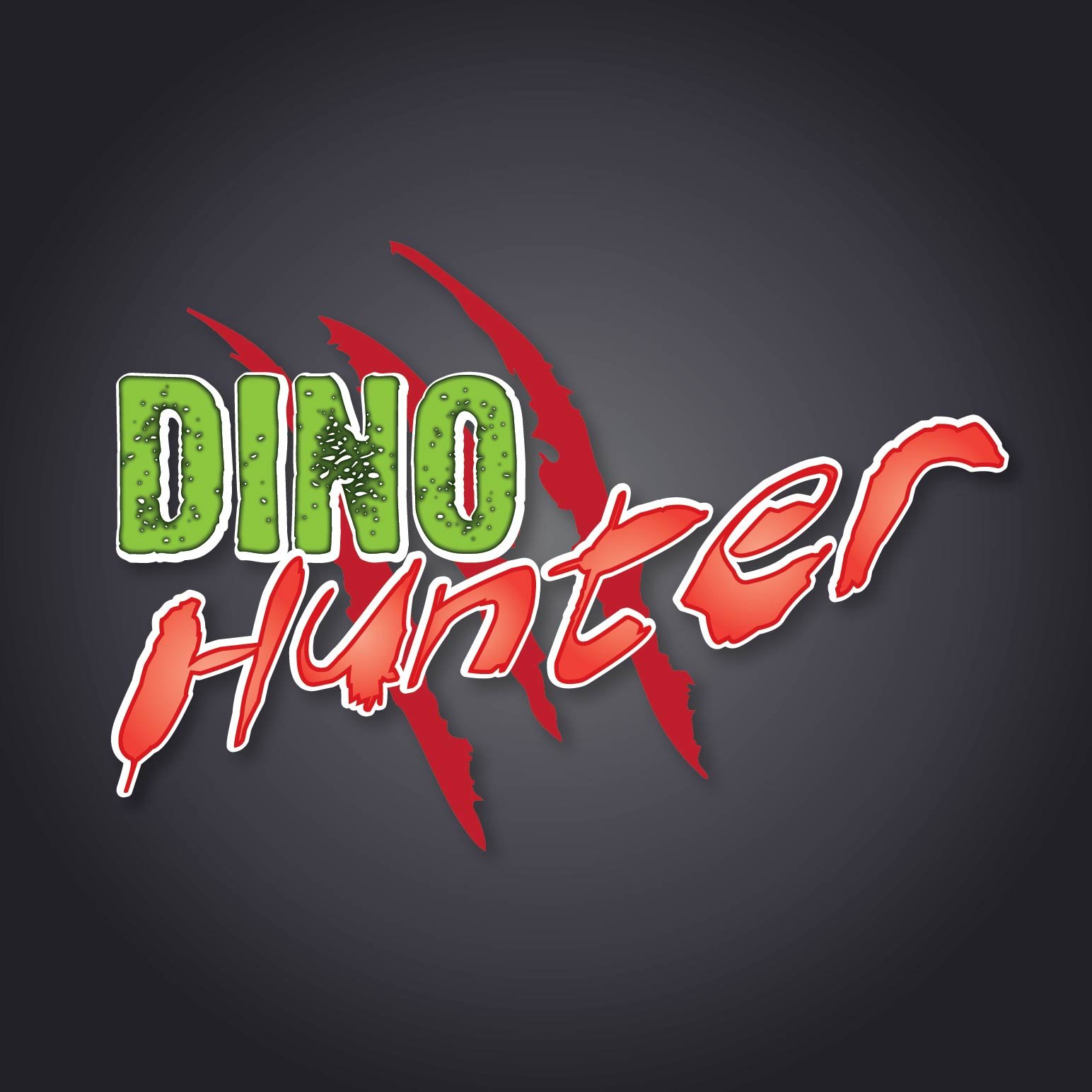 Dino Hunter logo