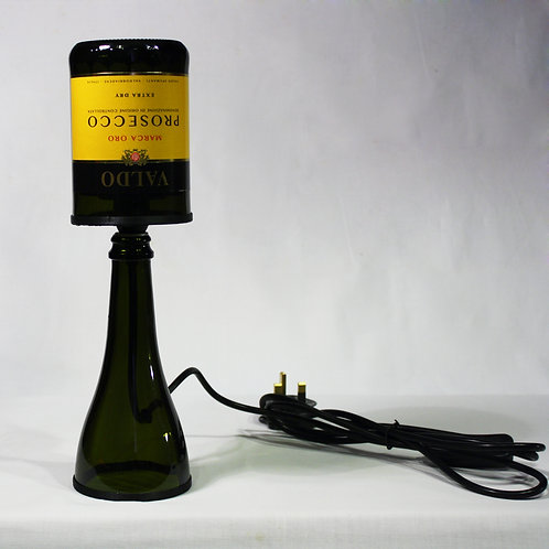 Prosecco Bottle Lamp