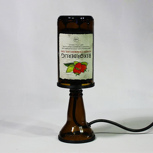 Cider Bottle Lamp