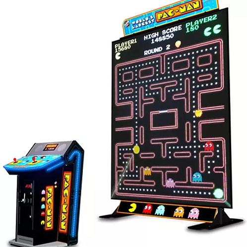 2-Player Giant Pacman