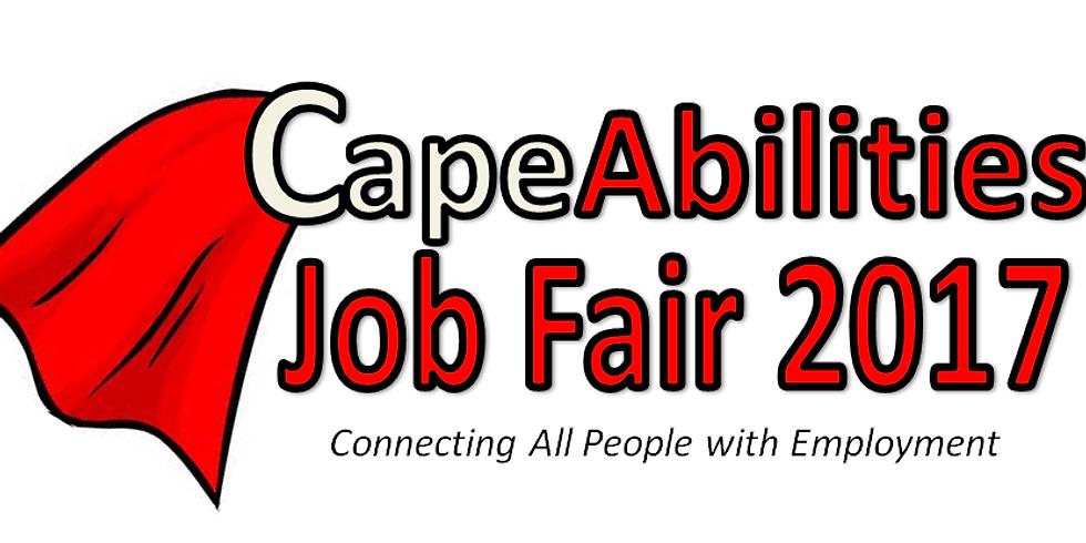 CapeAbilities Job Fair