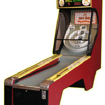Skeeball - LED Light Up (no ticket dispenser)
